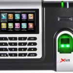 Ronald Jack X628C+ID – Máy chấm công vân tay và thẻ cảm ứng