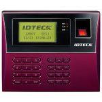 IDTech LX007 – Máy chấm công vân tay 125KHz (RF / PIN / Vân tay / Mạng)