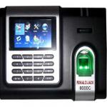 Ronald Jack 8000C – Máy chấm công vân tay, thẻ cảm ứng