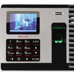 Ronald Jack X928C(có pin lưu điện) – Máy chấm công vân tay, thẻ cảm ứng
