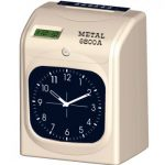Metal 6800A – Máy chấm công thẻ giấy