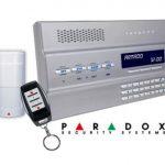 Paradox MG6250 – Trung tâm báo động không dây