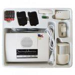 Bộ báo trộm không dây Karassn KS-899 GSM