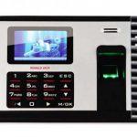Ronald Jack x979c – Máy chấm công vân tay, thẻ cảm ứng