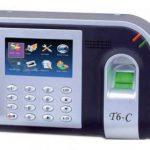 Ronald Jack T6C – Máy chấm công vân tay và thẻ cảm ứng