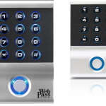 Máy chấm công/kiểm soát cửa ra vào WEBPASS-E