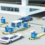 Giải pháp bãi đỗ xe an toàn