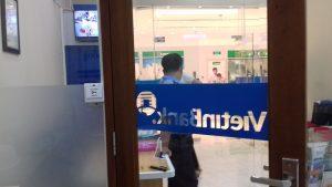 Lắp đặt hệ thống kiểm soát cửa tại Vietin bank Pearl Plaza Điện Biên Phủ