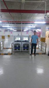 Lắp Đặt Hệ Thống Kiểm Soát Bãi Giữ xe Vincom Tuy Hòa Phú Yên