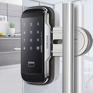 Khóa điện tử cửa kính cho nhà an toàn cho tất cả các ngôi nhà