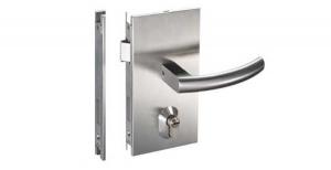 Tìm hiểu các loại khóa cửa kính thủy lực an toàn, hiện đại