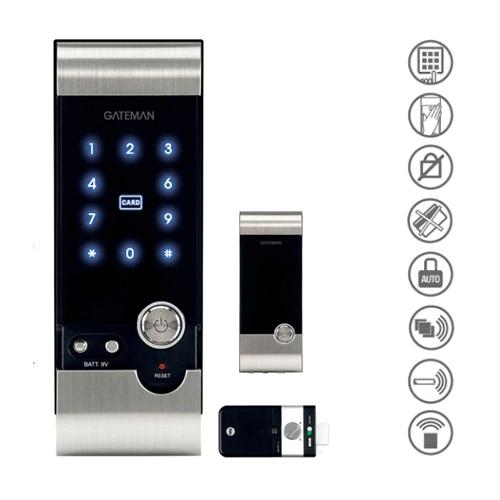 khóa cửa mật mã điện tử gateman v20