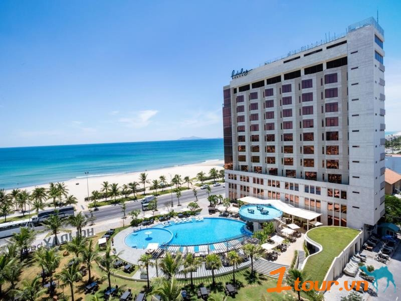 Khóa thẻ từ cho khách sạn ven biển