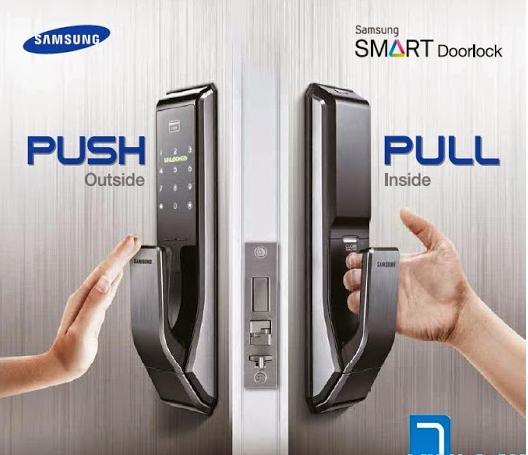 khóa điện tử samsung shs p717 2