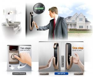 Ưu điểm của khóa cửa điện tử thông minh Samsung