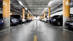 Hệ thống bãi đỗ xe thông minh