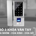 Tìm hiểu khóa cửa điện tử mở bằng vân tay có an toàn không?