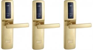 Lợi ích của khóa từ khách sạn dùng thẻ RFID