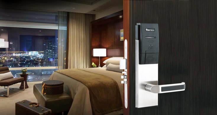 Khóa khách sạn Deluns DLS-D6