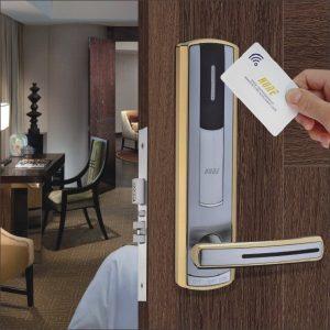 Tổng hợp 6 loại chìa khóa thường dùng trong khách sạn (Phần 1)