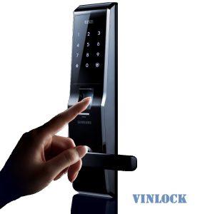 khóa cửa điện tử vân tay