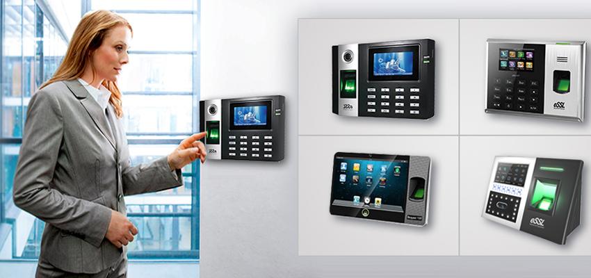 Máy chấm công vân tay Wifi WL10