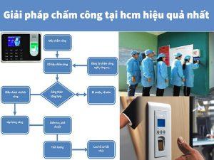 Giải pháp chấm công tại Hồ Chí Minh hiệu quả nhất