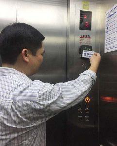 Lợi ích của kiểm soát thang máy sử dụng thẻ điện từ