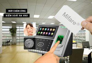 Kinh nghiệm chọn máy chấm công vân tay cho văn phòng