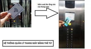 Ưu nhược điểm của hệ thống kiểm soát thang máy bằng thẻ từ