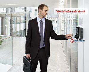 Cung cấp thiết bị kiểm soát ra vào bằng thẻ từ tại Hà Nội