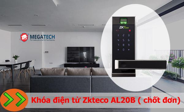 Khóa cửa vân tay Zkteco AL20B
