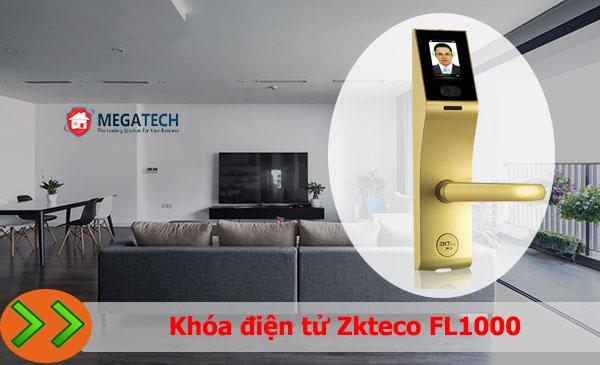 Khóa cửa vân tay nhận diện khuôn mặt FL1000
