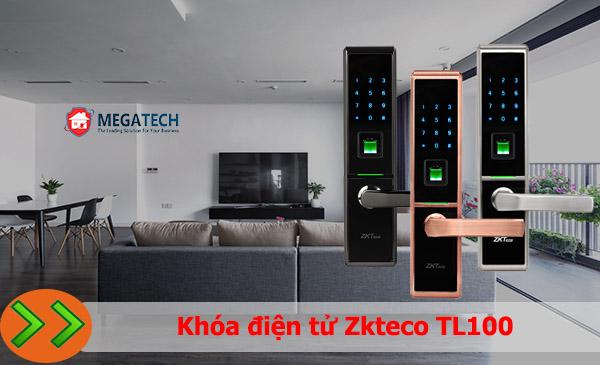 Khóa cửa điện tử Zkteco TL100