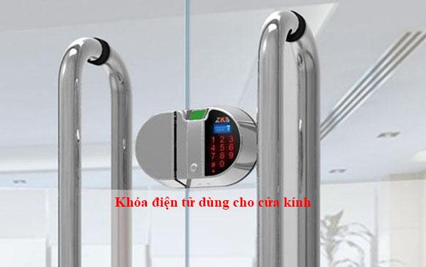 Tìm hiểu về khóa cửa kính cường lực