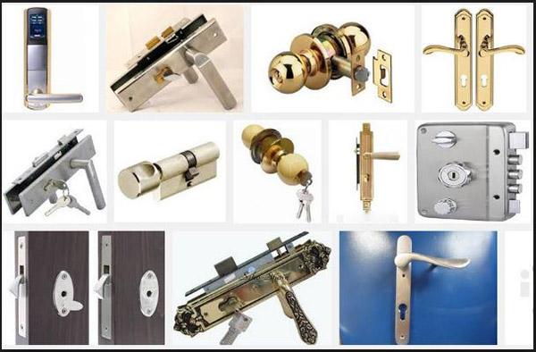 các loại khóa cổng hiện đại