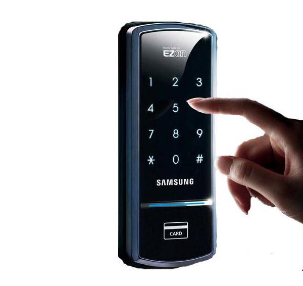 Khóa cửa mã số của Samsung có tốt không?