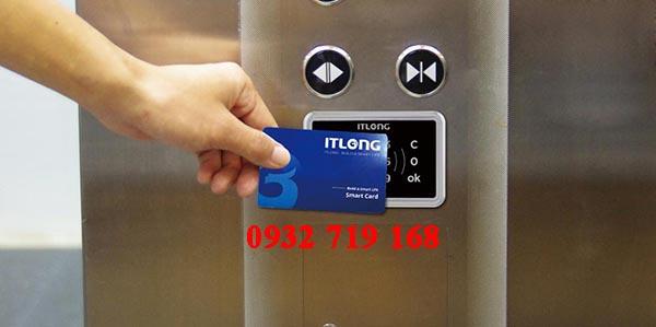 Lắp thẻ từ thang máy ở đâu giá tốt?