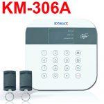 Bàn phím không dây Komax KM-306A