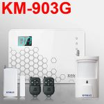 Thiết bị báo trộm dùng sim Komax KM-903G