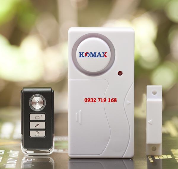 Công tắc từ chống trộm có remote Komax KM-C05
