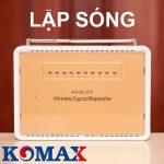 Bộ lặp sóng Komax KM-Z08