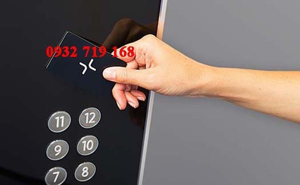 Các loại thẻ từ thang máy phổ biến hiện nay?