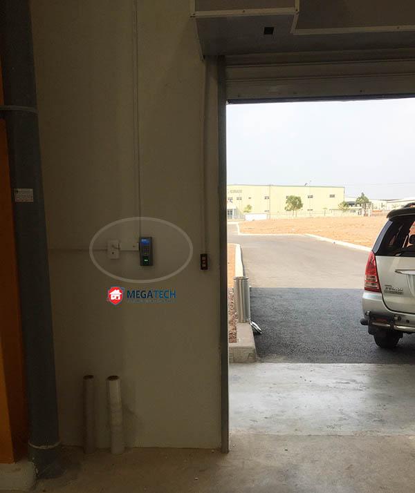 Lắp đặt hệ thống chấm công kiểm soát ra vào Công ty HI TECH WIRES ASIA