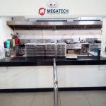 Lắp đặt hệ thống kiểm soát suất ăn cho Công ty Saite Power Source ở KCN An Phước