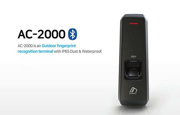 Virdi AC-2000RF