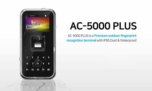 máy chấm công AC-5000Plus