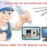 Dịch vụ  bảo trì – bảo dưỡng máy chấm công uy tín, chuyên nghiệp