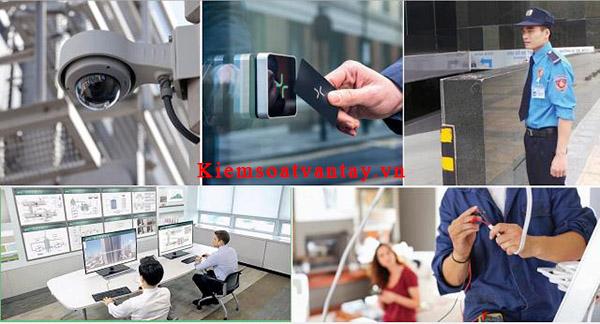 Dịch vụ bảo trì hệ thống kiểm soát an ninh tòa nhà chuyên nghiệp, uy tín