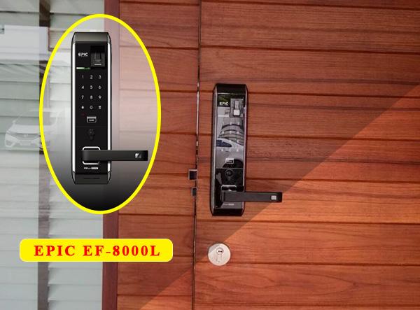 khóa cửa thông minh Epic EF-8000L